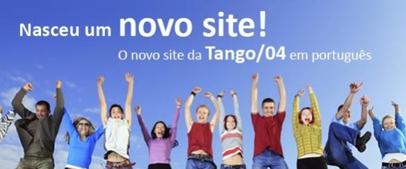 New site Portuguese